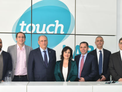 """touch doubles up on partnerships – working with Antwork to develop co-working space and with ArabNet to launch the """"touch Innovation Program"""" (TIP)"""