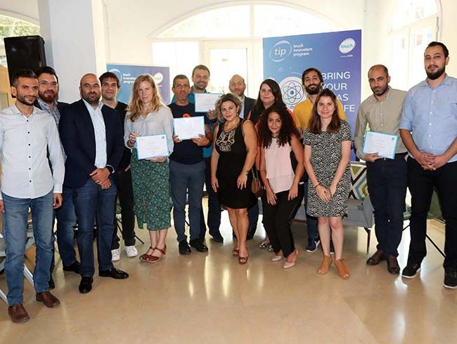 TIP First Round Ends With Its First Cohort Graduation Ceremony