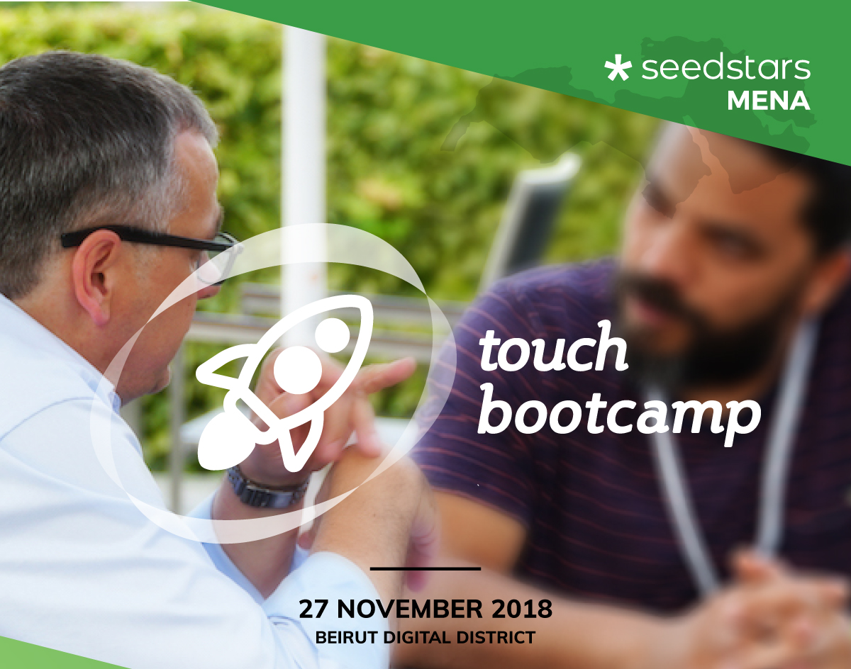 Find Out What Touch Has in Store in Seedstars MENA Summit Beirut