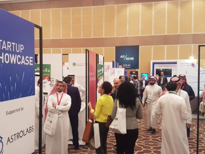 TIP Startups Made their Way to the Largest Gathering in Riyadh