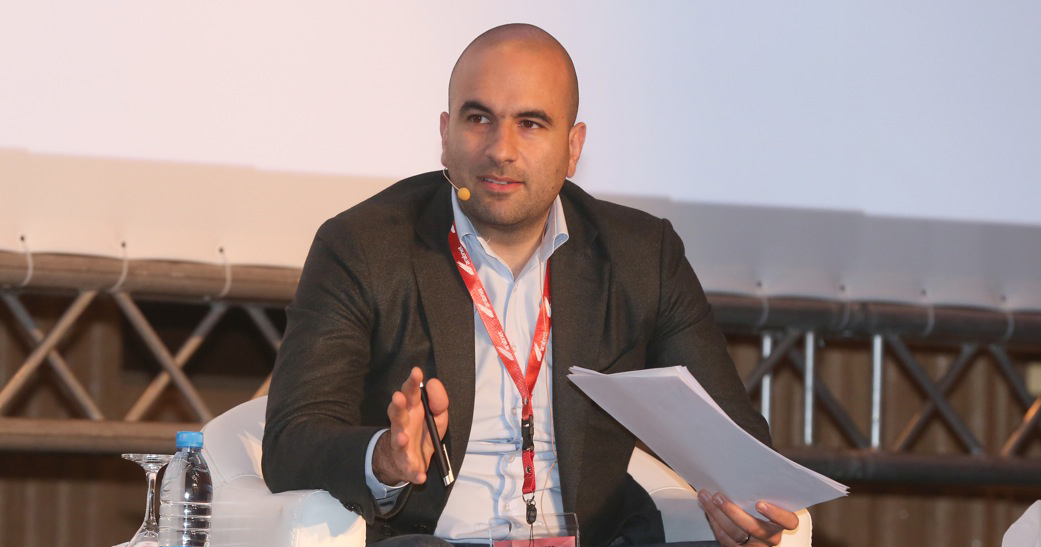 Exclusive Interview with Nadim Khater